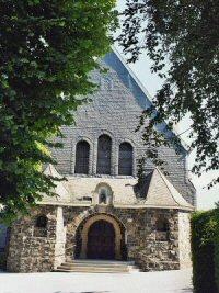 Die katholische Kirche in Nistertal